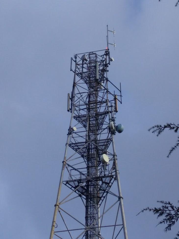 Antenne relais - Faisceau Hertzien & GSM
